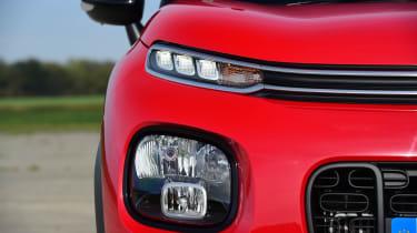 Citroen C3 Aircross - front detail