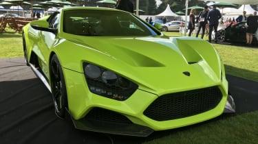 Salon Prive 2017 - Zenvo ST1
