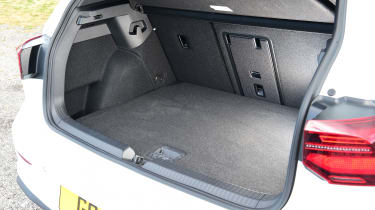 Volkswagen Golf GTI Clubsport - boot