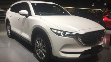Mazda CX-8 - Tokyo front