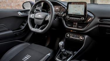 Ford Fiesta ST-Line - interior