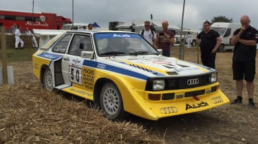 Goodwood Festival of Speed - Audi