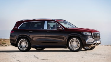 Mercedes-Maybach GLS - side/front static