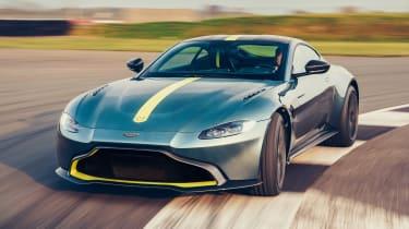 Aston Martin Vantage AMR - front
