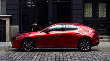 Mazda 3 - side