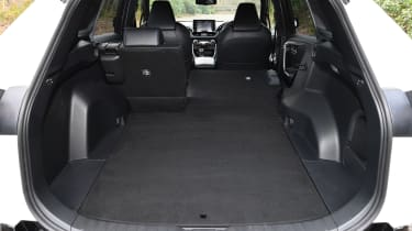 Toyota RAV4 boot