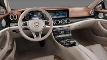 Mercedes E-Class 2016
