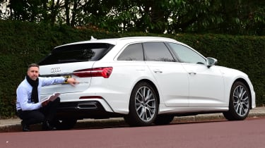 Audi A6 Avant - Long Termer Header