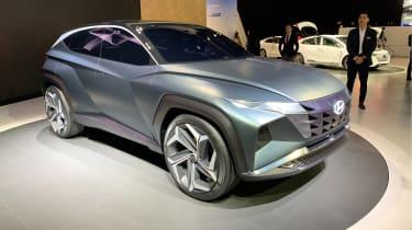 Hyundai Vision T - LA Motor Show front