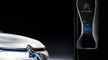 New Citroen C4 exclusive image detail