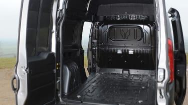 Fiat Doblo Cargo van 2015 - load bay