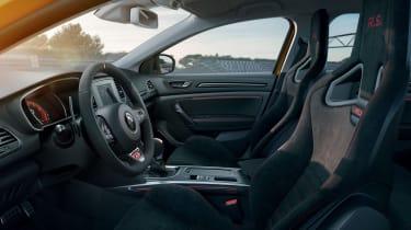 Renault Megane RS Trophy - cabin