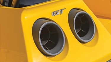 Ford GT - exhausts