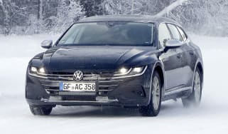 2020 Volkswagen Arteon Shooting Brake - front tracking