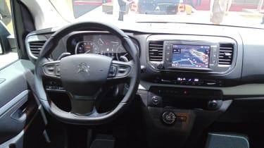 Citroen SpaceTourer Geneva - interior