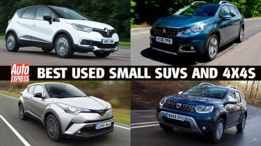 Best SUVs and 4x4s