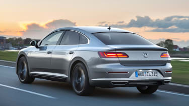New Volkswagen Arteon - rear