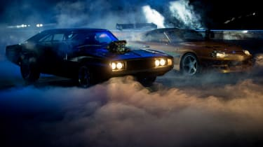 Fast and Furious Live header