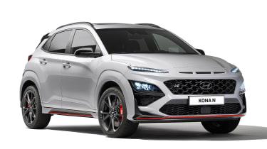 Hyundai Kona N - front static