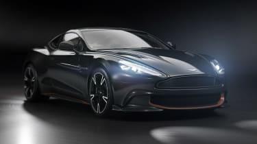 Aston Martin Vanquish S Ultimate - front