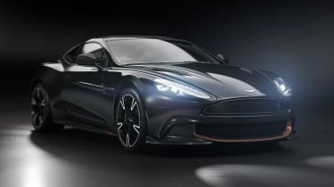 Aston Martin Vanquish S Ultimate - front
