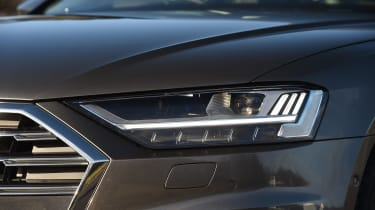 Audi A8 - headlight