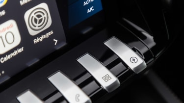 Peugeot 508 Hybrid - interior