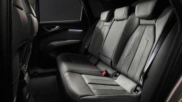 Audi Q4 e-tron - rear seats