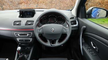 Renault Megane GT 220 - interior