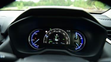 Toyota RAV4 - dials