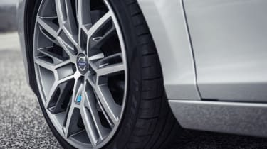 Volvo Polestar performance parts another wheel