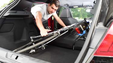 Long-term test review Peugeot 308 GTi - bike
