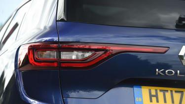 Renault Koleos - rear light