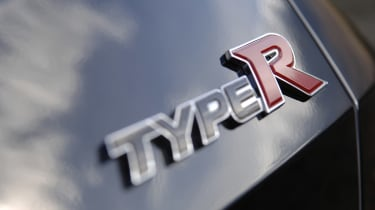 Honda Type R badge