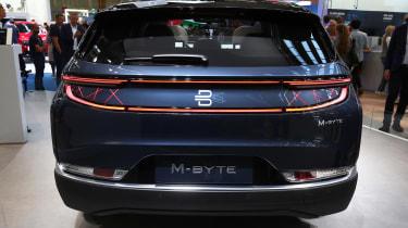 Byton M-Byte - Frankfurt full rear