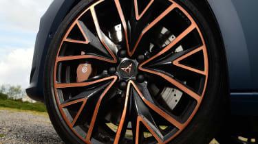 Cupra Leon - wheel