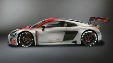 Audi R8 LMS GT3 - side