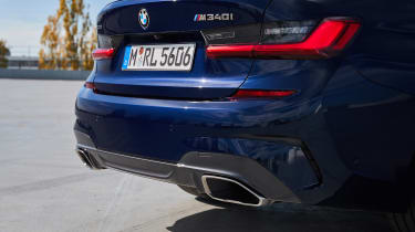 BMW M340i xDrive - rear detail