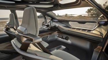 Audi AI:TRAIL concept - dash