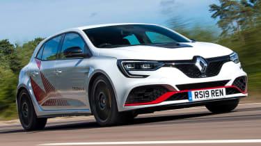 Renault Megane R.S. Trophy-R - front tracking