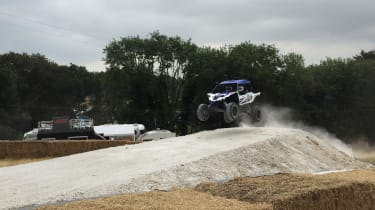 Goodwood Festival of Speed - jump