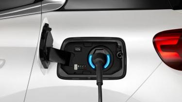 Citroen C5 Aircross Hybrid - charging