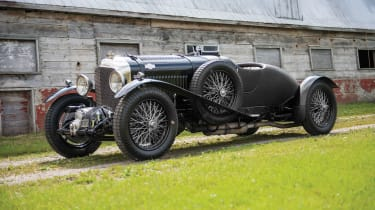 1931 Bentley 4.5-litre Supercharged Two-Seater Sports in the style of Vanden Plas