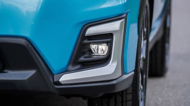 Subaru XV - bumper
