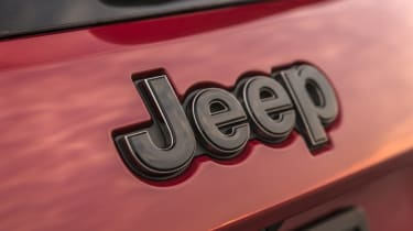 1012bhp Hennessey Jeep Trackhawk badge