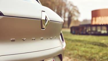 Renault Symbioz concept - rear detail