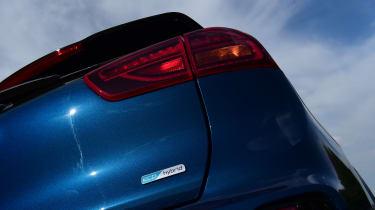 Kia Niro - rear light