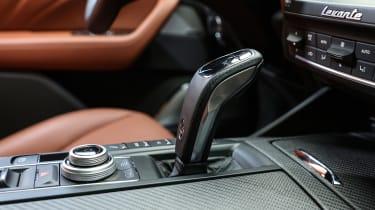 Maserati Levante - transmission