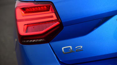 Audi Q2 - rear light