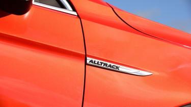 Volkswagen Passat Alltrack - badge
